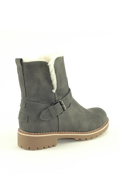 91384c2363f58 Členkové topánky s teplou podšívkou